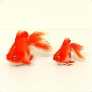 ノリタケ/Noritake フィギュリン 金魚2点