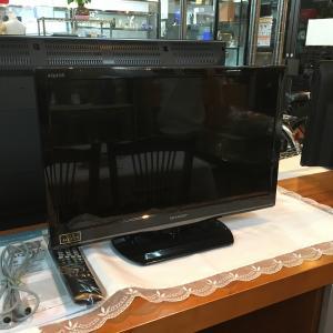 シャープ 22型液晶テレビ  LC-22K9