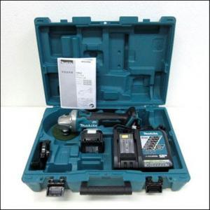 マキタ/GA404DRT 充電式ディスクグラインダー