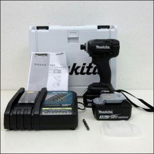 マキタ/TD149DRFXB 充電式インパクトドライバ