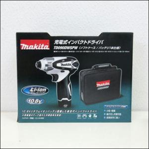 マキタ/TD090DWSPW 充電式インパクトドライバ