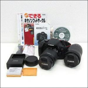 キャノン/一眼レフカメラ EOS Kiss X5 Wズームキット
