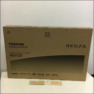 東芝 REGZA/40V30 フルハイビジョン40V型液晶テレビ